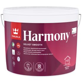 Краска интерьерная Tikkurila Harmony цвет белый 9 л