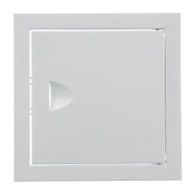 Люк ревизионный Домовент 20х20 см цвет белый