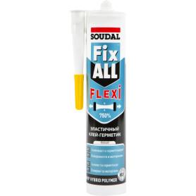 Клей-герметик Soudal Fix All, 290 мл