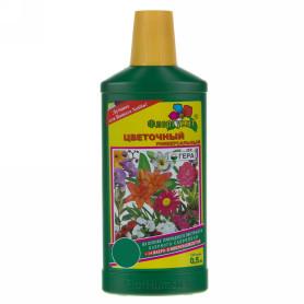 Удобрение ФлорГумат для цветов универсальное 0.5 кг
