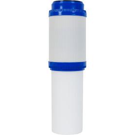 Картридж SL10 Новая Вода Prio К604 для холодной воды, полипропилен, уголь, 5 мкм
