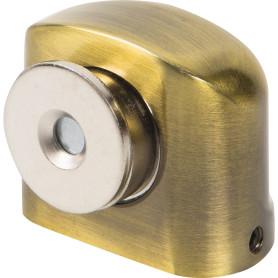 Стопор дверной Apecs DS-2751, ЦАМ, цвет бронза