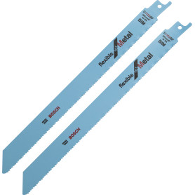 Пилки для сабельной пилы Bosch S1122 BF, 2 шт.