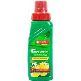 Удобрение «Bona Forte» для цитрусовых растений 0.285 л