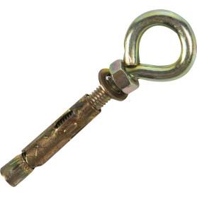 Анкерный болт с кольцом 8х45 мм