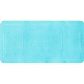 Коврик для ванны, 36х71 см, цвет зеленый