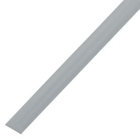 Пластина крепежная 2000x25х2 мм, алюминий