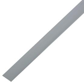 Пластина крепежная 2000x35х2 мм, алюминий