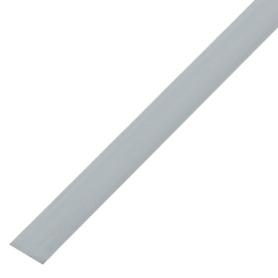 Пластина крепежная 2000x40х2 мм, алюминий