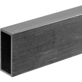 Профиль алюминиевый прямоугольный трубчатый 30х15х1,5x2000 мм