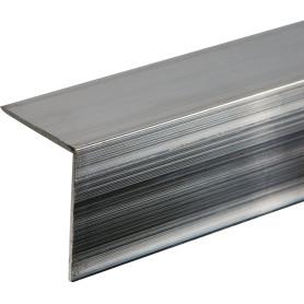 Профиль алюминиевый угловой 40х40х1.8х2000 мм