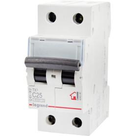 Выключатель автоматический Legrand 2 полюса 25 А