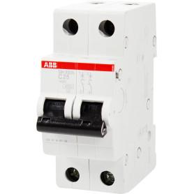 Выключатель автоматический ABB 2 полюса 25 A
