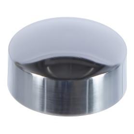 Комплект колпачков для поручня 50 мм, нержавеющая сталь