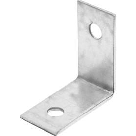 Уголок крепежный бытовой 30х15х30х1.5 мм