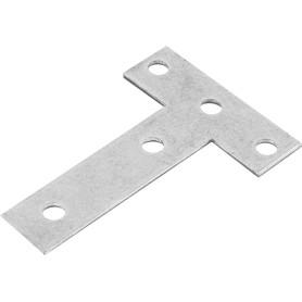 Соединитель Т-образный 50х70х2 мм, сталь