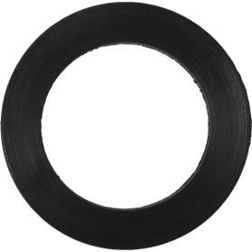 Прокладка под выпуск сифона Симтек, 45х32х2 мм, пластикат