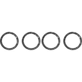 "Прокладка Equation, 1 1/4"", 42х33х2 мм, паронит, 4 шт."
