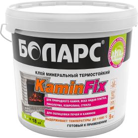 Клей Боларс KaminFix, 9 кг