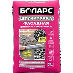 Штукатурка цементная Боларс  25 кг