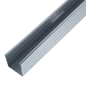 Профиль стоечный (ПС) Knauf 50x50x3000 мм