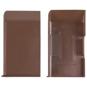 Крышка для Sсarpi-4 цвет коричневый, 2 шт.