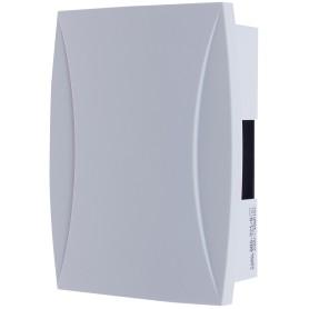 Звонок проводной Zamel Бим-Бом, цвет белый