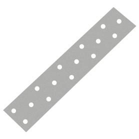 Пластина крепежная 200x40x2 мм, сталь