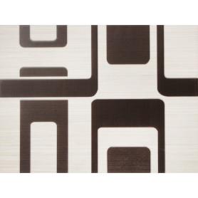 Декор Golden Tile «Вельвет» 25х33 см цвет бежевый