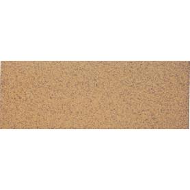 Вставка-подступенник Gresan Natural Tabica Lisa 12х33 см клинкер цвет коричневый