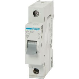 Выключатель автоматический Hager 1 полюс 32 A