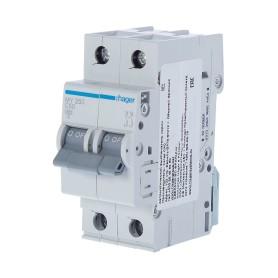 Выключатель автоматический Hager 2 полюса 50 A