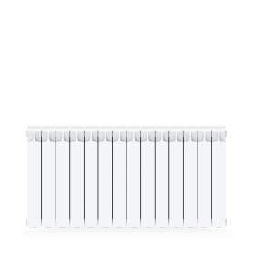 Радиатор Rifar Monolit 500, 14 секций, боковое подключение, 500 мм, биметалл
