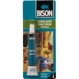 Клей для текстиля Bison Textile, 25 мл