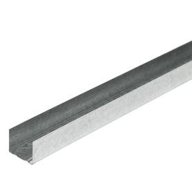 Профиль направляющий (ПН-4) Премиум 75x40x3000 мм, 0.55 мм