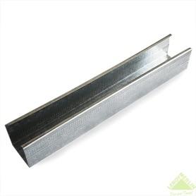 Профиль стоечный (ПС-2) Премиум 50x50x3000 мм, 0.55 мм
