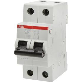 Выключатель автоматический ABB 2 полюса 20