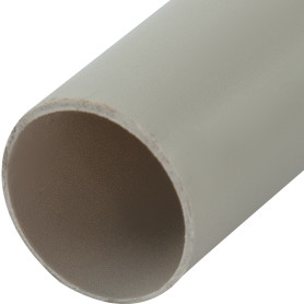 Труба жесткая Экопласт ПВХ D20 мм 2 м