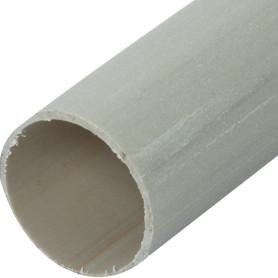 Труба жесткая Экопласт ПВХ D25 мм 2 м