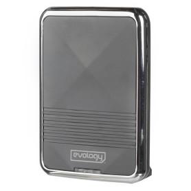 Звонок беспроводной Evology QH-823A, цвет черный