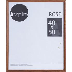Рамка Inspire Rose 40х50 см дерево цвет коричневый