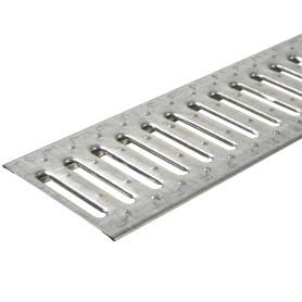 Решётка к каналам DN100 стальной