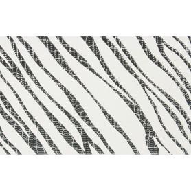 Декор Golden Tile «Кайман» 25х40 см цвет чёрный