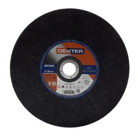 Круг отрезной по металлу Dexter, тип 41, 300x3x32 мм