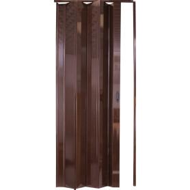 Дверь ПВХ Стиль 84x205 см, цвет венге