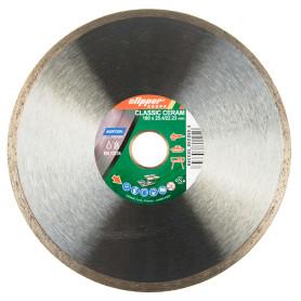 Диск алмазный для плитки Norton 180x25.4/22.2 мм