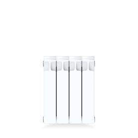 Радиатор Rifar Monolit, 4 секции, боковое подключение, 350 мм, биметалл