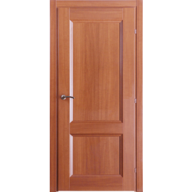Дверь межкомнатная глухая Танганика 90x200 см