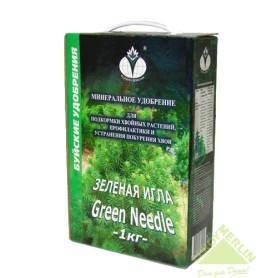 Средство «Зелёная Игла» от побурения хвой 1 кг