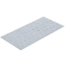 Пластина крепежная 240x120x2 мм, сталь